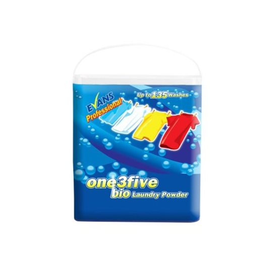 Evans One 3 Five Bio Laundry Powder