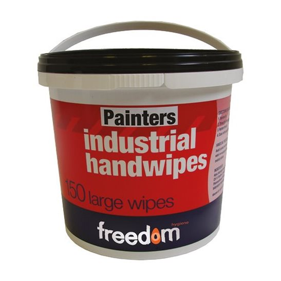 Ultra Painters Hand Wipes (X150)