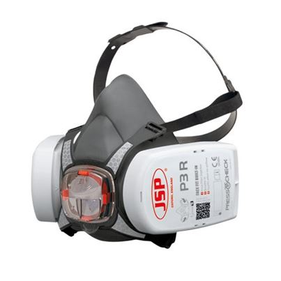 Jsp Force8™ Press To Check Half Mask C/W Filters