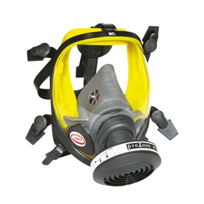 Scott High Qual Sing Filter Respirator (Mask Only)