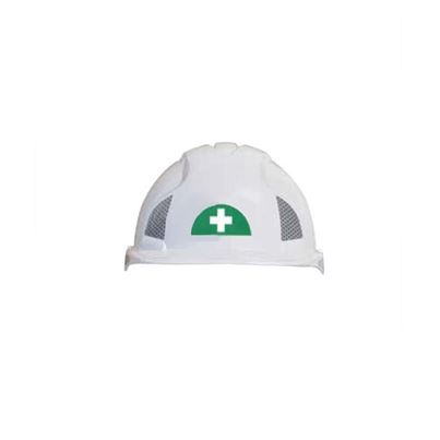 First Aid Comfort Safety Helmet