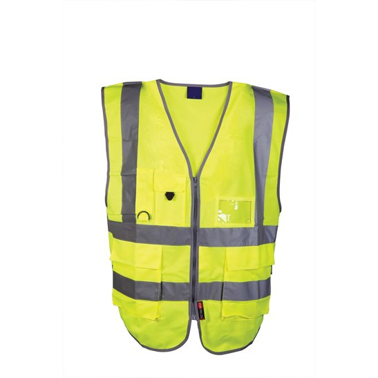Zipped High Visibility