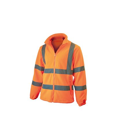 Millstone High Visibility Fleece Jacket