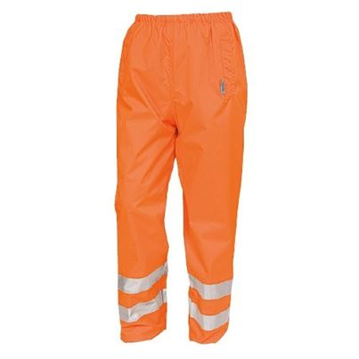 Millstone High Visibility Breathable Waterproof Trousers