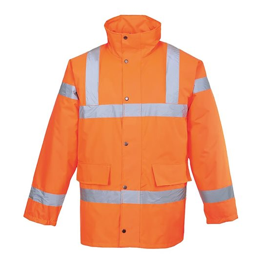 High Visibility Waterproof Coat