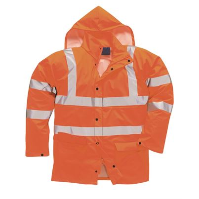 Millstone High Visibility Waterproof Breathable Jacket
