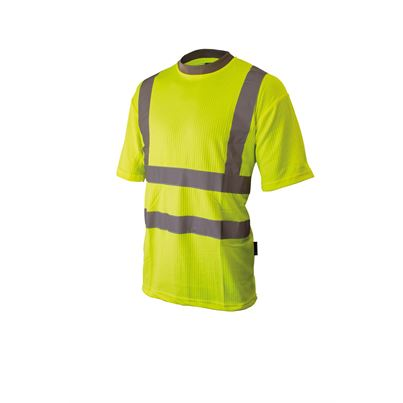 Millstone High Visibility Polyester T-Shirt