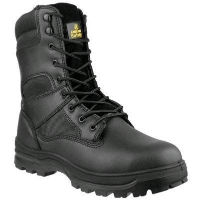 High Leg Safety Boot