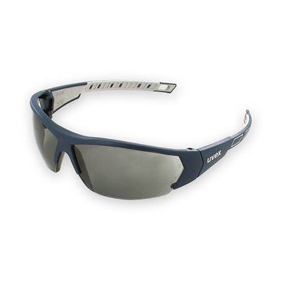 Uvex i-works Grey Safety Spectacles