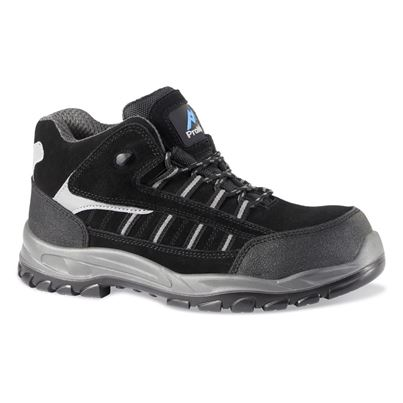 Safety Trainer Boot With Midsole