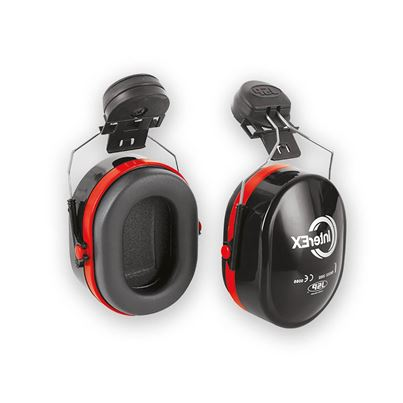 Interex™ Helmet Mounted Ear Defender