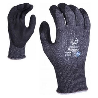 Kutlass Pu Coated Cut 5 Glove