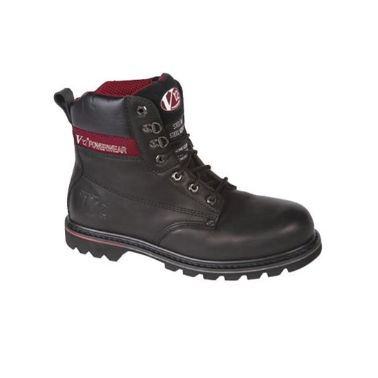 new design most popular cheap V12 Deluxe Comfort Safety Boot With Midsole