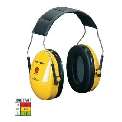 Peltor Optime 1 Ear Defender