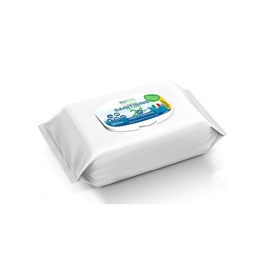 ViaRoma Multi-Purpose Sanitising Wipes (x100)